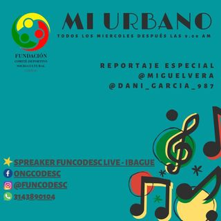 Mi Urbano # 001 - Reggaeton, J Balvin y que significa Funcodesc?