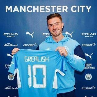 Jack Grealish – Manchester City-nin yeni nömrə 10-dur | MATCHDAY #4