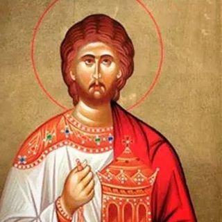 San Benjamin, Diacono y mártir