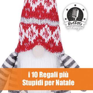 I 10 Regali più stupidi da fare a Natale