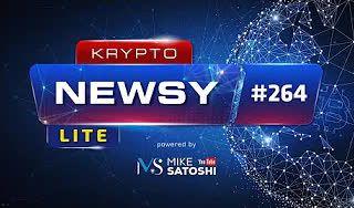 Krypto Newsy Lite #264 | 29.07.2021 | Bitcoin tańczy wokół $40k, Lisk Mainnet 3.0.0 nadchodzi, Wyższe podatki od kryptowalut w USA?