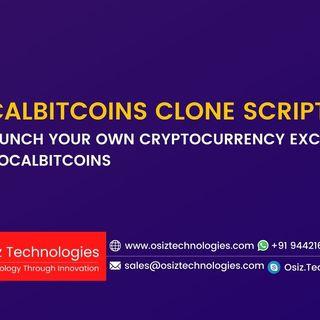 Acquire 100% Customizable Localbitcoins Clone Script
