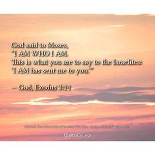 I Am Hath Sent Me Unto You