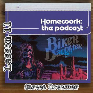 Lesson 11: Street Dreamer