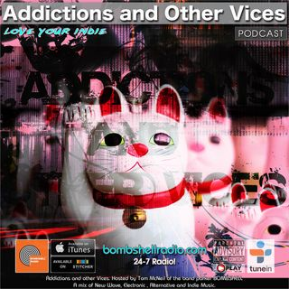 Addictions and Other Vices 645 - Colour Me Friday