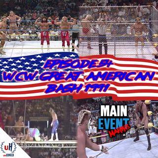 Episode 54: WCW Great American Bash 1991