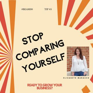 EPS 5 Stop Comparing Yourself - Enough With Smoke And Mirrors