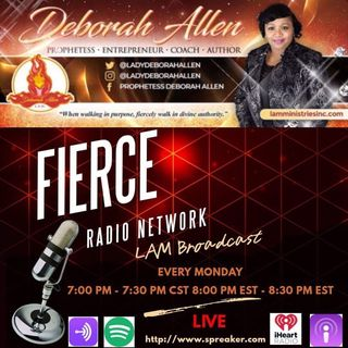 VISION by Deborah Allen on Fierce Radio Network