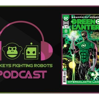 Episode 161: Review Grant Morrison's THE GREEN LANTERN #1