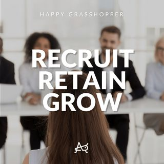 Real Estate Brokers - Recruit Retain & Grow Podcast