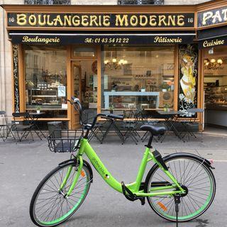 GoBee - StartUp de bicicletas de alquiler
