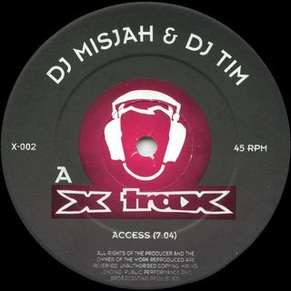 Dj Misjah & Dj Tim - Access