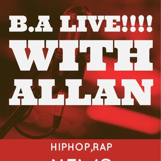 B.A LIVE with Allan