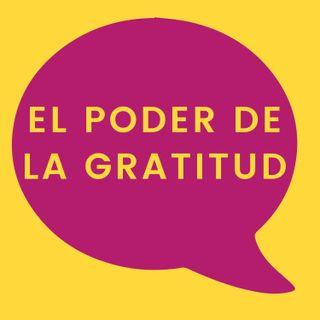 18. El poder de la gratitud