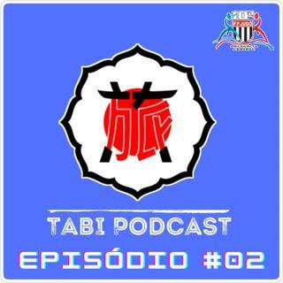 Tabi Podcast Episódio #02 - Associação Judô Clube Mogi das Cruzes, Associação de Judô 9 de Julho e Associação Judô Santa Isabel