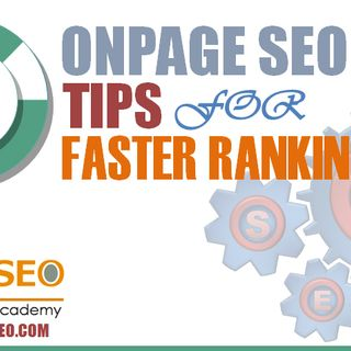 On-Page SEO Tips for stable organic ranking