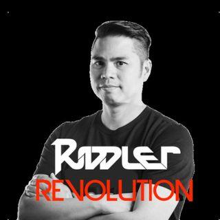 #196 RIDDLERS REVOLUTION