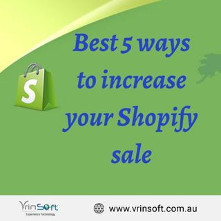 Best 5 ways to increase your Shopify sale