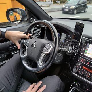 Mennesker i Biler - Christian Wounlund og hans Mitsubishi Outlander PHEV