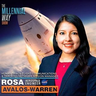 Dr. Rosa Avalos-Warren, NASA Space Engineer, About the Space X human launch Journey