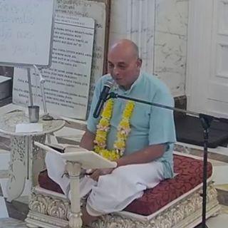 S.B. Canto 8 Cap. 21 versi 1 - 4 ~ Parabhakti Das (4 luglio 2019)