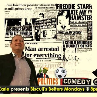 Chris Karle presents Biscuit's Belters 15/01/2018