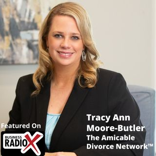 The Amicable Divorce Network , with Tracy Ann Moore-Grant, with Patterson Moore Butler