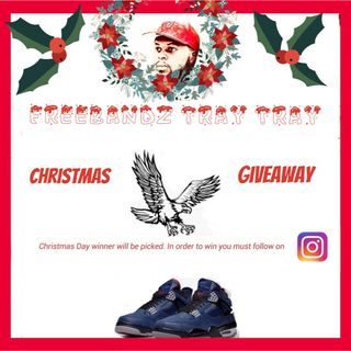 Episode 114 - Freebandz Tray Tray Christmas Giveaway