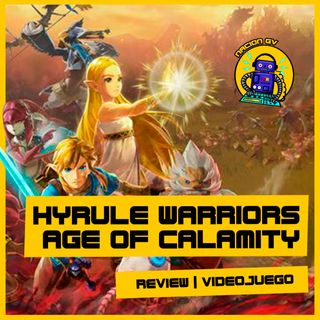 Hyrule Warriors: Age of calamity | Review juego | 24 enero