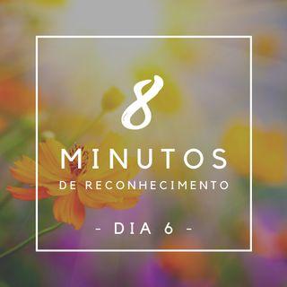 8 Minutos de Reconhecimento - Dia 6