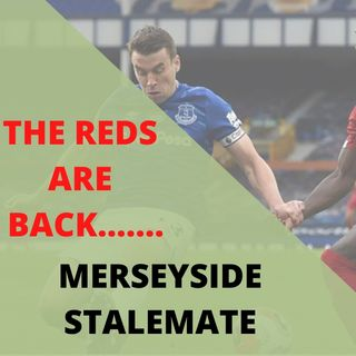 Goodison Stalemate | The Club Podcast
