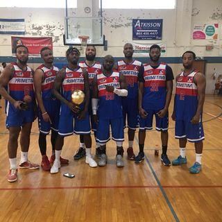 Prime Time vs Petersburg Cavaliers (4-13-19