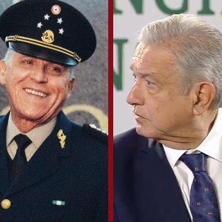296 DEA fabricó acusaciones vs Cienfuegos: AMLO
