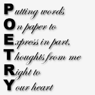 Youth Radio - Poetry Terms and Meanings