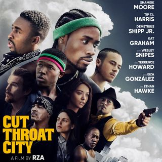 Cut Throat City - Movie Review