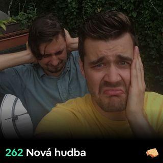 SNACK 262 Nova hudba
