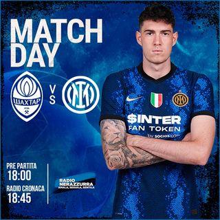Post Partita - Shakhtar Donetsk - Inter 0-0 -  28/09/2021