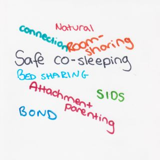Co-sleeping and the natural parent