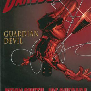 Source Material #130: Daredevil Guardian Devil (Marvel, 1998)