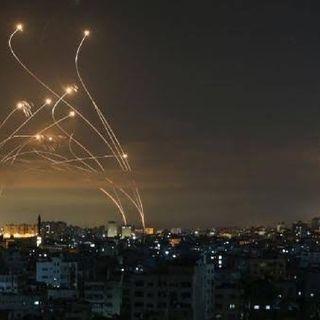 Hamas lança bateria de foguetes contra capital de Israel