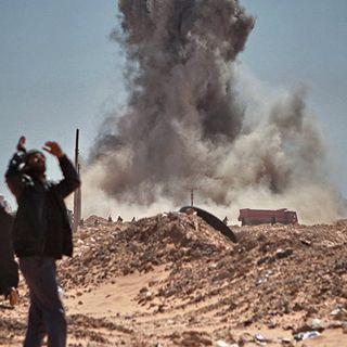LIbya:  civil war & abortive Arab-Spring continues