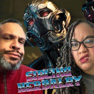 Ep12-Ultron Part 2 (Listen to Part 1 First, Duh!)