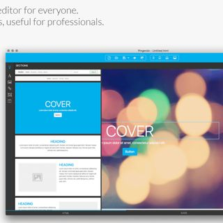 14 Attrezzi gratis o commerciali per creare una pagina html