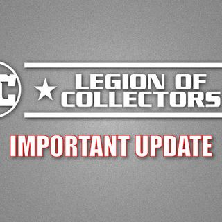 Legion of Collectors is No More
