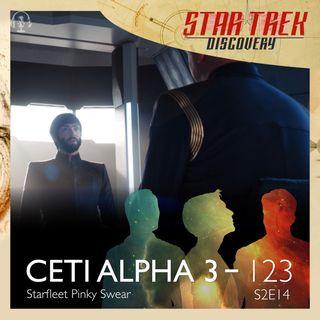 123 - Starfleet Pinky Swear