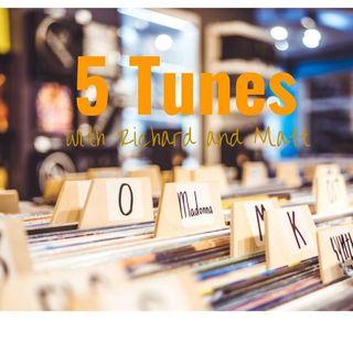 5 Tunes - guilty pleasures