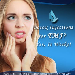 Botox Injections for TMJ, Yes, It Works!