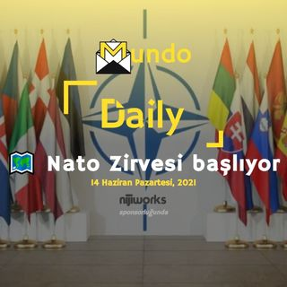 🗺️ Nato Zirvesi başlıyor