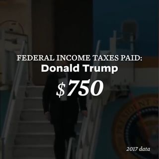 Special Edition: Trump Is Broke and Paid $750 in Taxes: Listen to This Before Today's Full Episode