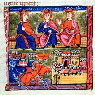 Ep. 24 La 2ª Crociata